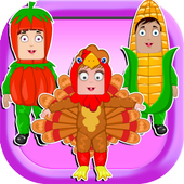 Kids Game :Fancy Dress Contest icon