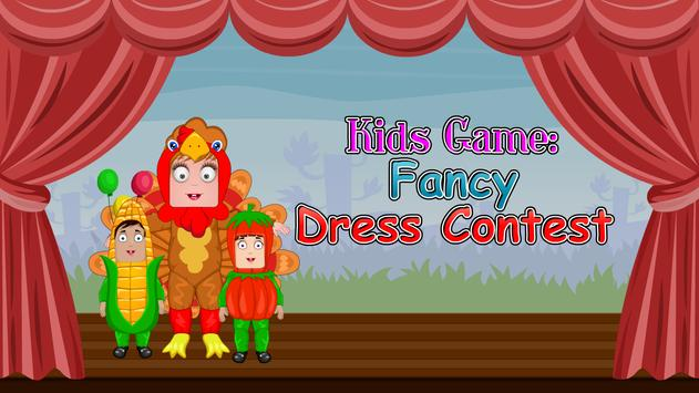 Kids Game :Fancy Dress Contest screenshot 10