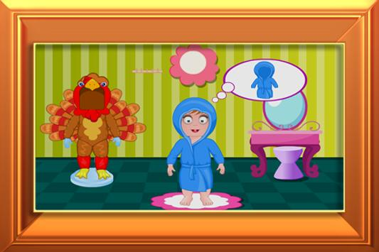 Kids Game :Fancy Dress Contest screenshot 3
