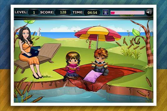 Kids Kiss 2 apk screenshot
