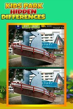 Kid's Park Hidden Differences apk screenshot