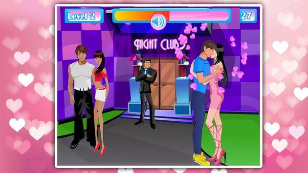 Kissing Game: first date screenshot 2
