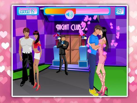 Kissing Game: first date screenshot 6