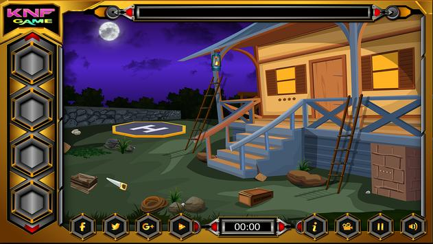 Escape with Helicopter screenshot 3