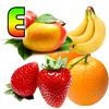 Learn Fruits Name Zeichen
