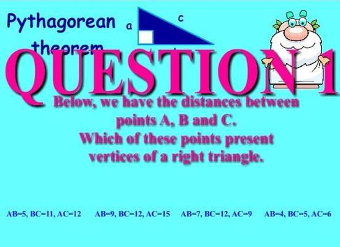 Live Geometry Pythagoras screenshot 5
