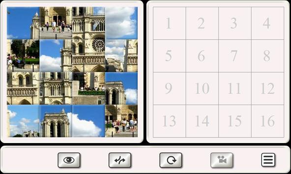 Guess the Country. Tile Puzzle screenshot 3