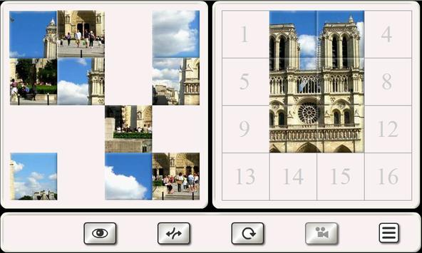 Guess the Country. Tile Puzzle screenshot 4