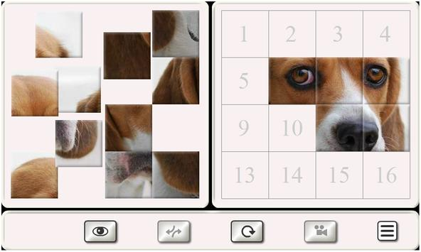 Puzzles and Guess the Breed of Dogs apk screenshot