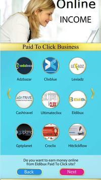 Paid To Click Business apk screenshot