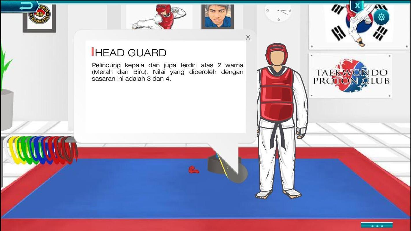 ... Panduan Lengkap Belajar Taekwondo For Android Apk Download Pasang Pelindung Kaki Mma Karate Bersilat Lidah Screenshot
