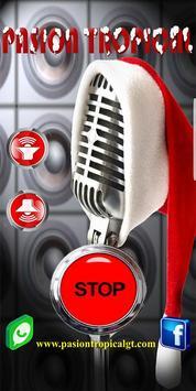 Pasion Tropical Radio screenshot 2