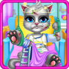Pet Kitty Doctor Hospital icon