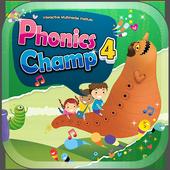 Phonics Champ 4 파닉스챔프4 서일영어 icon