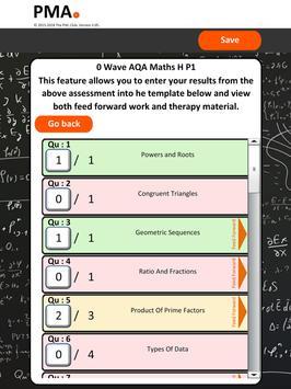 PiXL Maths apk screenshot