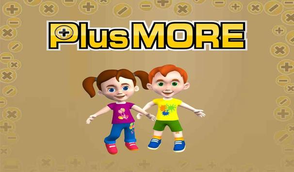 Plus More - Autism Series apk screenshot