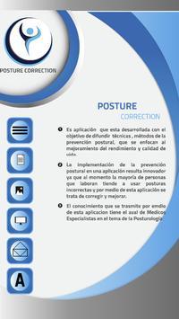 Posture Correction poster