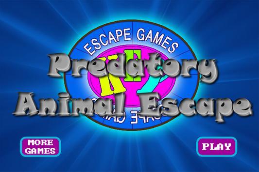 PredatoryAnimalEscape screenshot 1