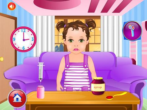 Pregnant Mommy Baby Care Games apk screenshot