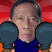 Duterte Boxing Game icon
