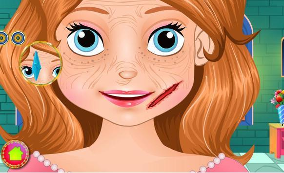Princess Face Rejuvenation screenshot 3