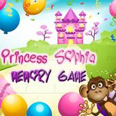 Princess Sophia Memory Game icon