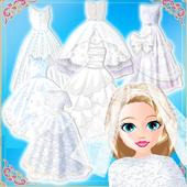 Bride Princess Wedding Salon icon