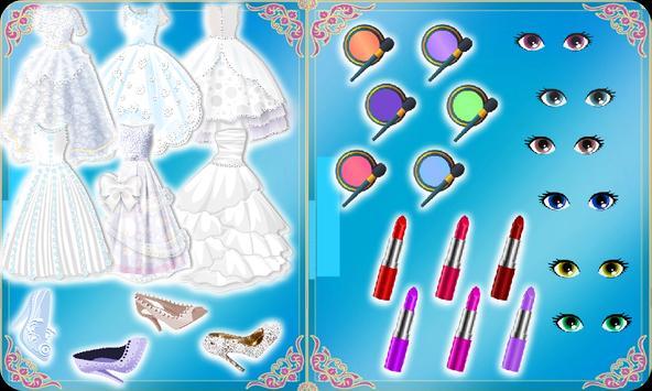 Bride Princess Wedding Salon poster