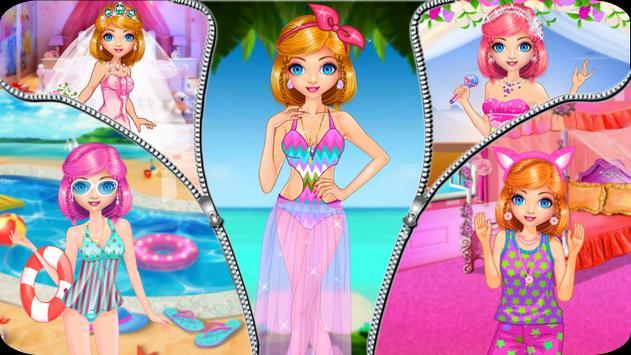 Doll Dress Up Princess Games screenshot 12