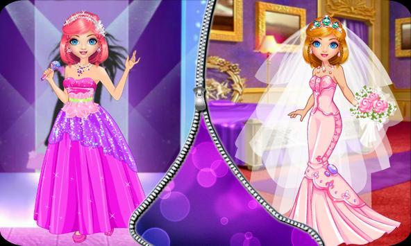 Doll Dress Up Princess Games screenshot 2