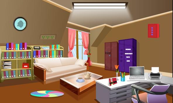 Priest House Escape apk screenshot