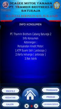 Company Profile PT. TB screenshot 1