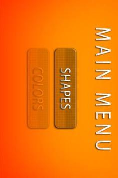 Shapes beta poster