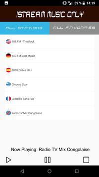 Radio NONSTOP Music screenshot 1