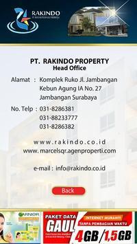 Rakindo Property Agent screenshot 1
