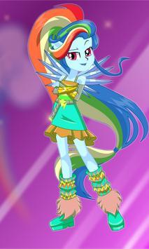Dress Up Rainbow Dash screenshot 1