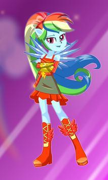 Dress Up Rainbow Dash screenshot 2