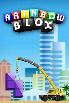 Rainbow Blox poster