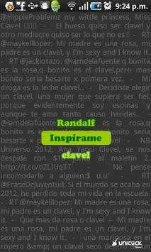 Randalf poster