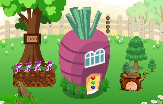 Top Escape Games - Rescue Cute Deer Game screenshot 3