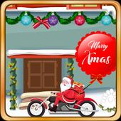 Christmas Santa-MIZ Escape Games-3 icon