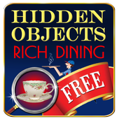 Hidden Objects - Rich Dining icon