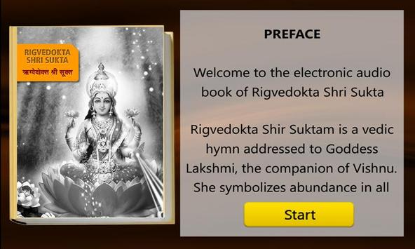 Rigvedokta Shree Suktam screenshot 3
