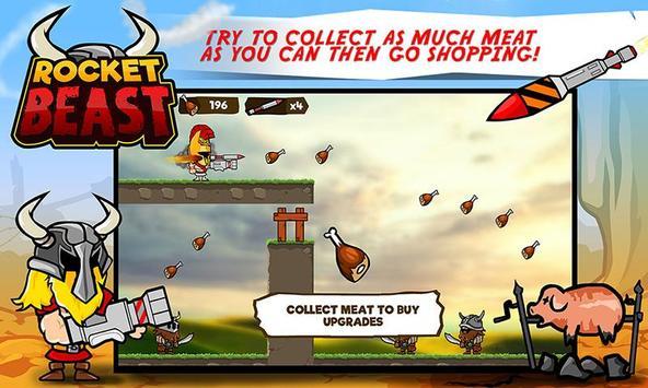 Rocket Beast screenshot 4