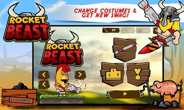 Rocket Beast screenshot 5