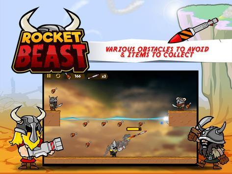 Rocket Beast screenshot 6