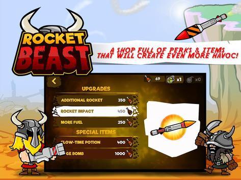 Rocket Beast screenshot 9