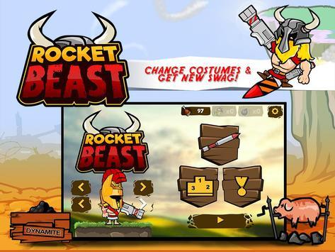 Rocket Beast screenshot 13