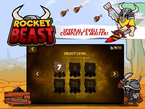 Rocket Beast screenshot 10