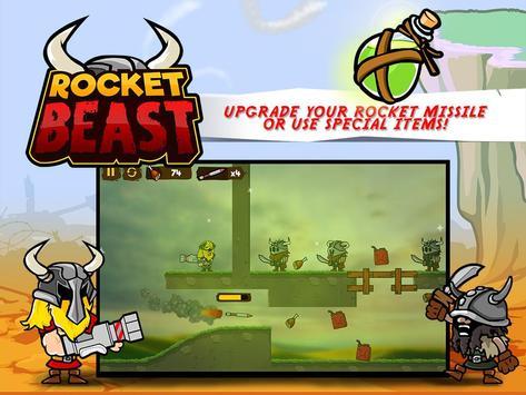 Rocket Beast screenshot 17
